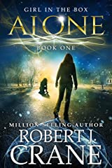 Alone: A Paranormal Mystery Thriller (The Girl in the Box Book 1) Kindle Edition