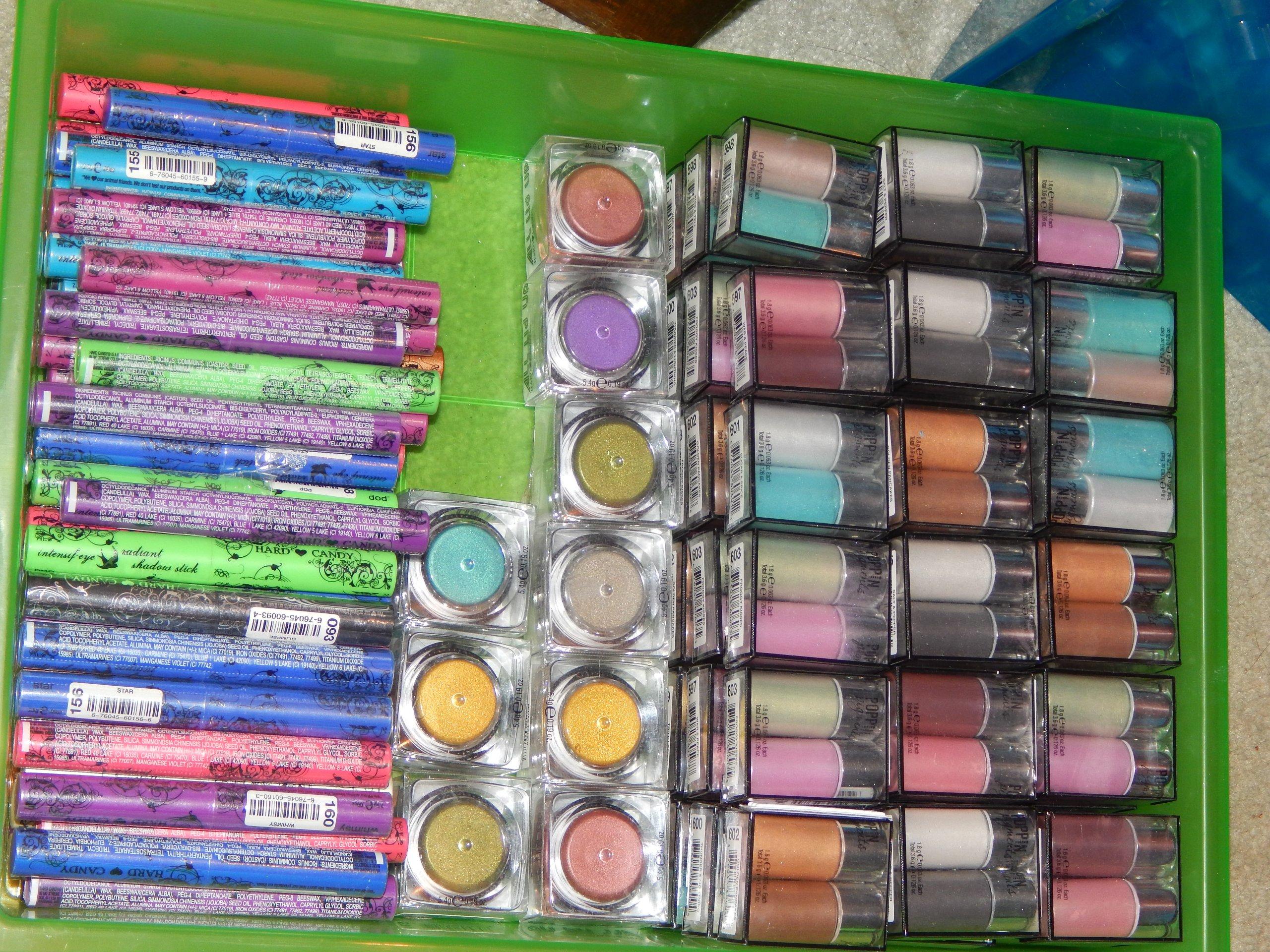 Hard Candy Makeup LOT Fresh