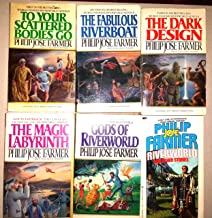 Riverworld Series 1-6 (To Your Scattered Bodies Go, Fabulous Riverboat, Dark Design, Magic Labyrinth, Gods of Riverworld, ...