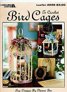 Best crochet bird cage pattern Reviews