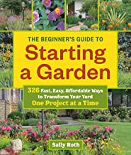 Best guide to starting a garden Reviews