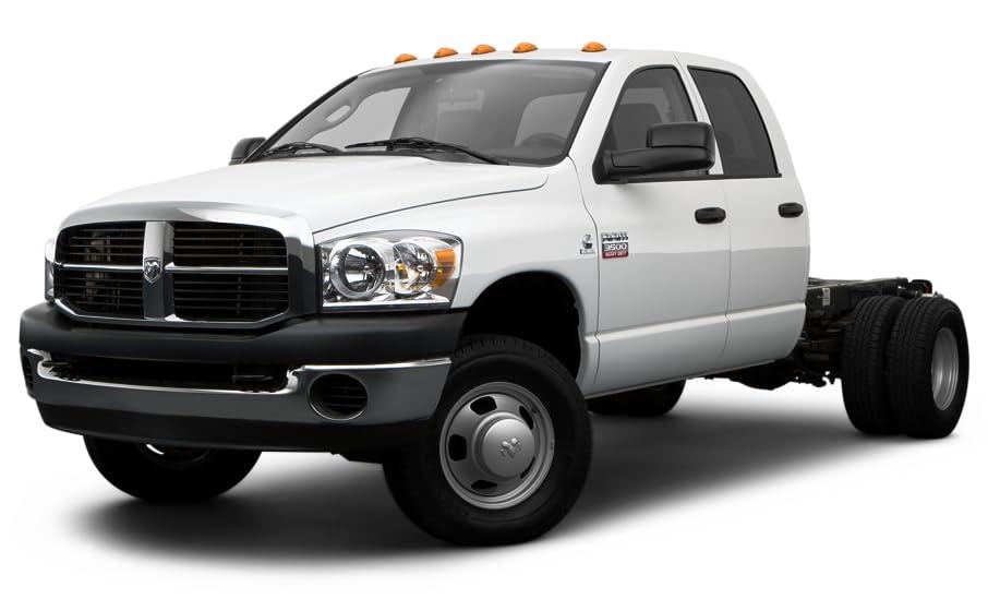 2008 dodge ram 3500 diesel specs