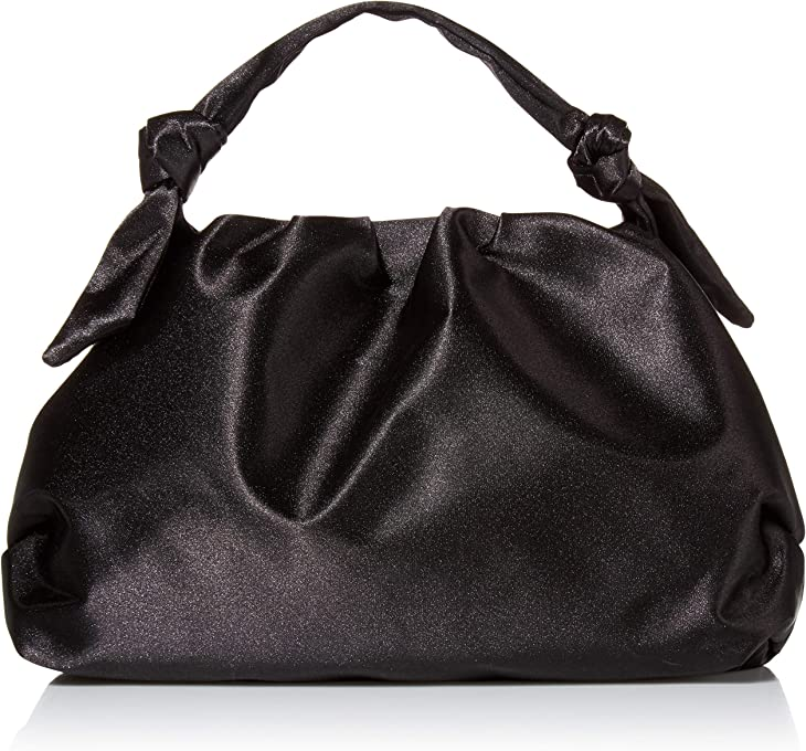 The Drop Women's @lucyswhims Satin Knotted Handle Bag