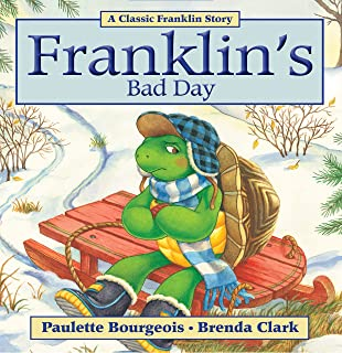 Franklin's Bad Day (Classic Franklin Stories Book 15) (English Edition)