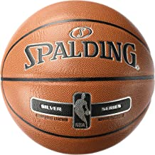Spalding Basketball NBA Silver IN/Out Sz. 7 orange 3001595020017