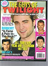 Blast Presents The guys of Twilight Magazine (everything you ever wanted to know about the sexiest guys in film, Issue 9 2010)