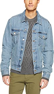 Calvin Klein Men's Classic Trucker Denim Jacket