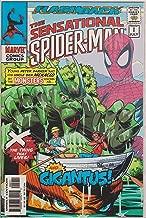Sensational Spiderman #1