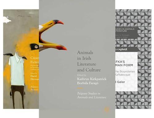 Palgrave Studies in Animals and Literature (25 Book Series)