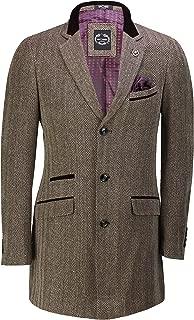 Suchergebnis auf für: fischgrat mantel: Bekleidung