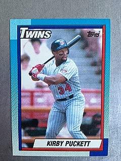 1990 Topps 700 Kirby Puckett NM/M (Near Mint/Mint)