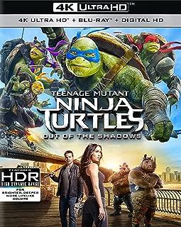 Teenage Mutant Ninja Turtles: Out of the Shadows 4K