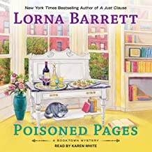 Poisoned Pages: Booktown Mystery Series, Book 12