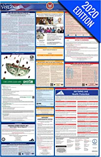 free virginia labor law posters 2018