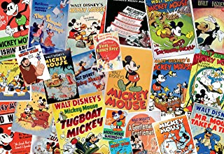 Ceaco Disney Mickey Mouse Jigsaw Puzzle, 2000 Pieces