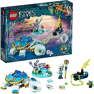 LEGO Elves Naida & The Water Turtle Ambush 41191建物キット( 205Piece )