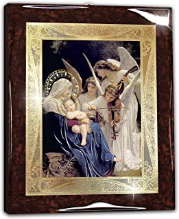 """Framed Song of Angel(22""""x18"""") - Religious Wall Art Print Poster"""