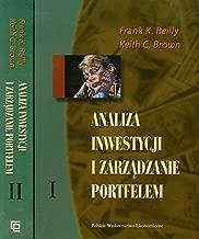 Analiza inwestycji i zarzadzanie portfelem