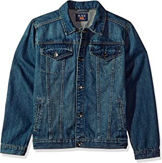 The Children's Place Boys' Basic Denim Jacket