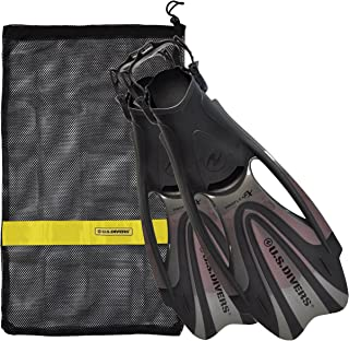 U.S. Divers Proflex FX Fin with Mesh Carrying Bag
