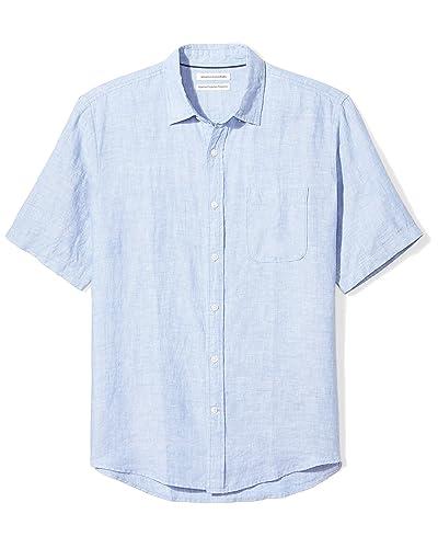 56f79d3d Men's Linen Shirts: Amazon.com