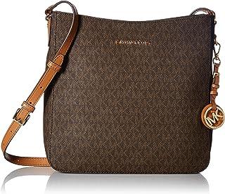 Michael Kors Women's Jet Set Travel Large Shoulder Bag No Size (Brown Acorn)