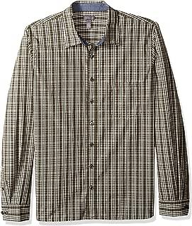 Men's Big and Tall Never Tuck Long Sleeve Shirt
