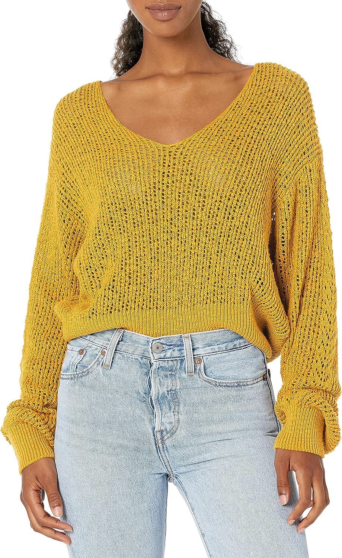 Billabong Women's Feel The Breeze Sweater