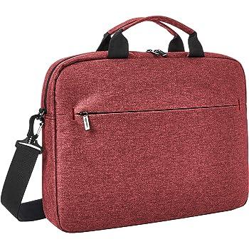 AmazonBasics Urban Laptop and Tablet Case Bag, 15 Inch, Maroon