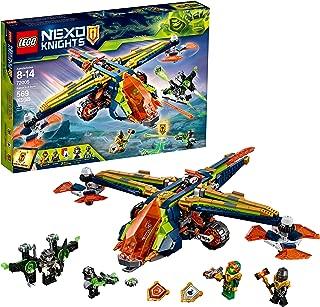 nexo knight lego set