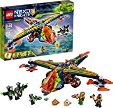 LEGO NEXO KNIGHTS Aaron's X-bow 72005 Building Kit (569 Piece)