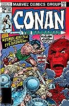 Conan The Barbarian (1970-1993) #81