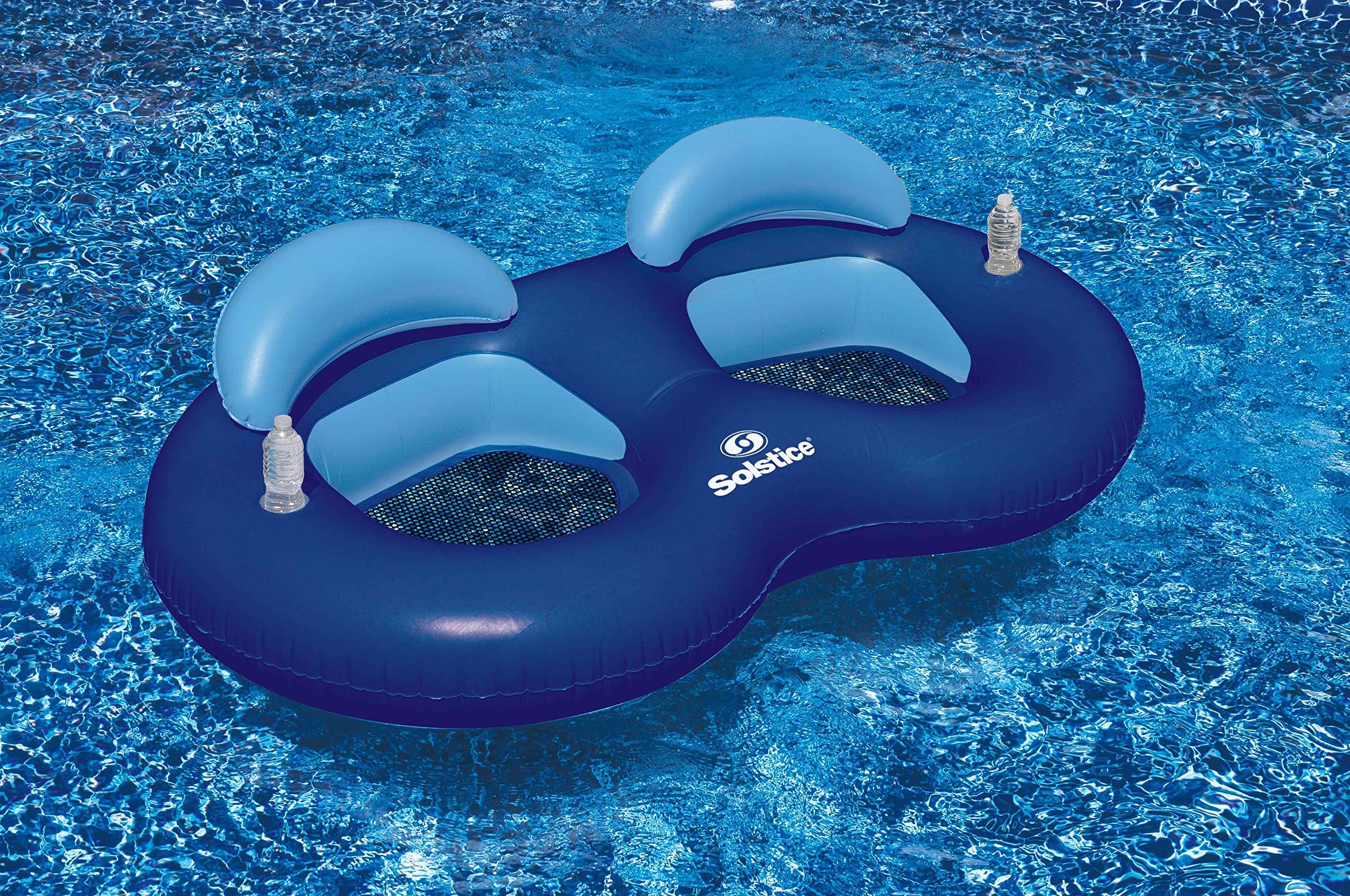 Solstice Swimline Double Recliner Float