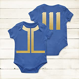 Baby Vault Suit 111 One Piece/Video Game Inspired Everyday Wear or Costume