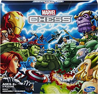 marvel chess hasbro