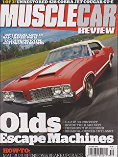 Muscle Car Review Magazine October 2013