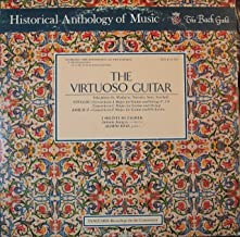 The Bach Guild - The Virtuoso Guitar. Solo Pieces by Mudarra, Narvaex, Sanz, Scarletti. Vivaldi/Kohaut- Concertos I Solsti...
