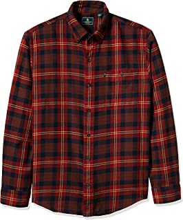 Men's Fireside Flannels Long Sleeve Button Down Shirt