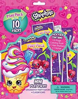 Bendon Shopkins Mini Play Pack