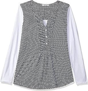 Marks & Spencer Women's Polka dot Regular fit Shirt