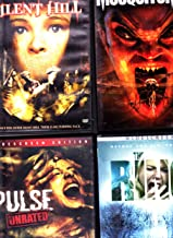 Silent Hill , Pulse , Mosquitoman , Ring : Fright Night Horror 4 Pack