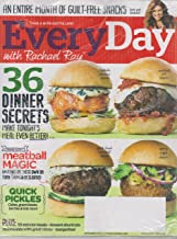 Every Day with Rachael Ray September 2014 36 Dinner Secrets; A Month of Guilt Free Snacks; Meatball Magic; and more