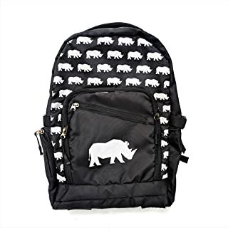 Sorai AOP Rhino Sorai Backpack, Black