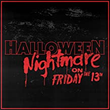 A Halloween Nightmare on Friday the 13th - Mash-Up
