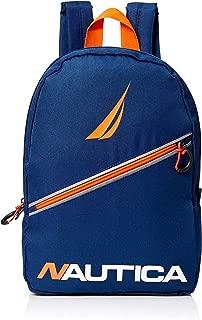 Little Tonal Zip Mini Backpack for Kids, navy, One Size
