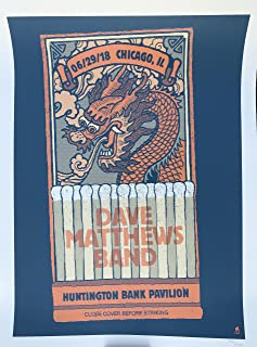 Best dmb chicago poster Reviews