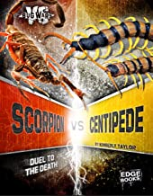 Scorpion vs. Centipede: Duel to the Death (Bug Wars)