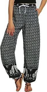 NUOVO Donna Taglie Forti Corto Alibaba Harem Baggy Pantaloni Pants 12-26