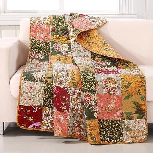 Vintage Throw Blanket Amazoncom