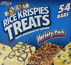 Kellogg's Rice Krispies Treats - Variety Pack - 54 ct (.078oz each)